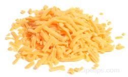 shredded cheese Glossary Term