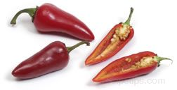 red chile pepper Glossary Term