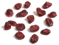 dried cranberries Glossary Term