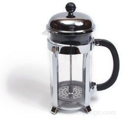 french coffee press Glossary Term