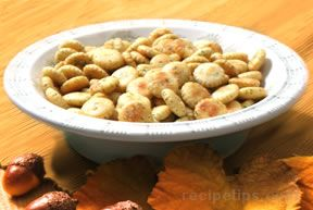 hidden valley ranch oyster crackers Recipe