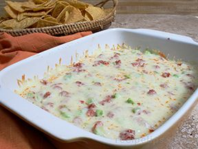 Pepperoni Pizza Dip Recipe