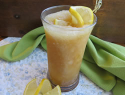 Lemonade Ice Tea Vodka Slush