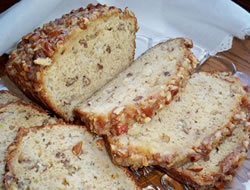 apple pecan bread Recipe