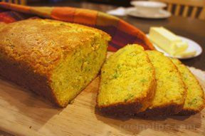 Broccoli Cornbread Recipe