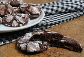 Easy Chocolate Cake Cookies
