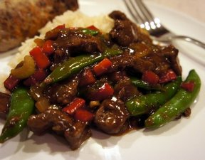 beef and vegetable stir fry&nbsp;Recipe