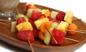 Fruit Kabobs Recipe