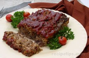 Old Fashioned Meat Loaf