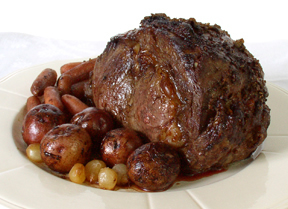 Rib Eye Roast Recipe