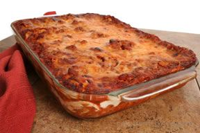 Overnight Turkey Lasagna - Wheat and Gluten Free