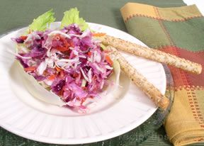 Overnight Cabbage Salad