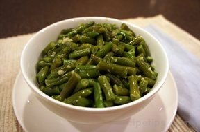 Garlic green beans 5