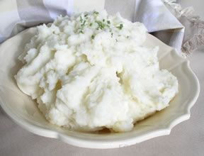 Mashed Potatoes Recipe