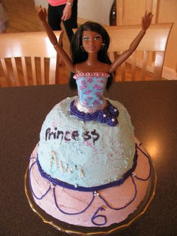 barbie doll cake Article
