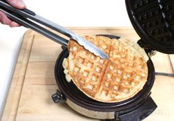 how to make belgian waffles Article