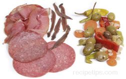 Antipasto Glossary Term