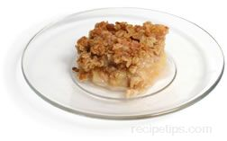 Fruit Crisp Glossary Term