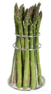 asparagus cooking rack asparagus cooker stand Glossary Term