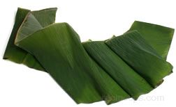 banana leaf Glossary Term