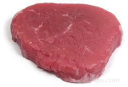 eye round steak beef Glossary Term