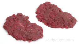 Minute Steak Glossary Term