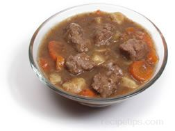 beef stew Glossary Term