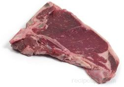 t-bone steak beef Glossary Term