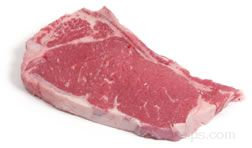 Top Loin Steak Bone-in Beef