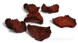 beet chip Glossary Term