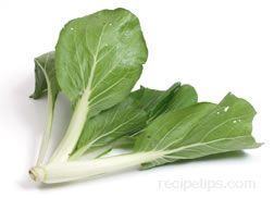short bok choy Glossary Term