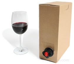 box or cask wine Glossary Term