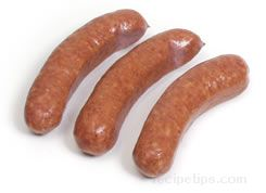 Bratwurst Sausage Glossary Term