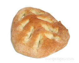 Fougasse Bread Glossary Term