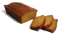 pumpkin bread Glossary Term