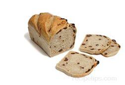 raisin bread Glossary Term
