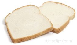 white bread Glossary Term