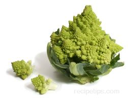 Broccoli Romanesco Glossary Term