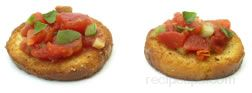 bruschetta Glossary Term