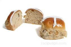 Hot Cross Bun Glossary Term