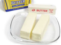 Unsalted Butter Glossary Term
