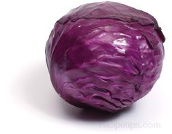 red cabbage Glossary Term