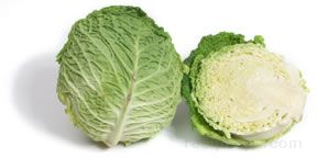 savoy cabbage Glossary Term