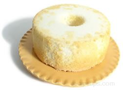 angel food cake Glossary Term