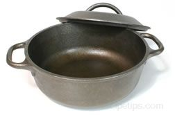 Cast Iron Cookware Glossary Term