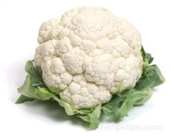 Cauliflower Glossary Term