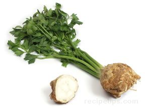 celery root Glossary Term