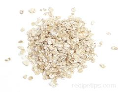 quick oats Glossary Term