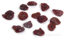 dried cherries Glossary Term