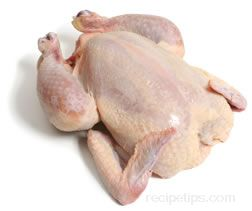 organic chicken Glossary Term